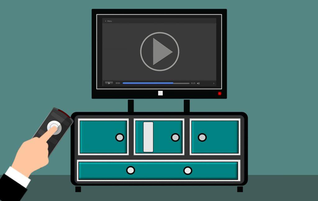 Streaming Grafik